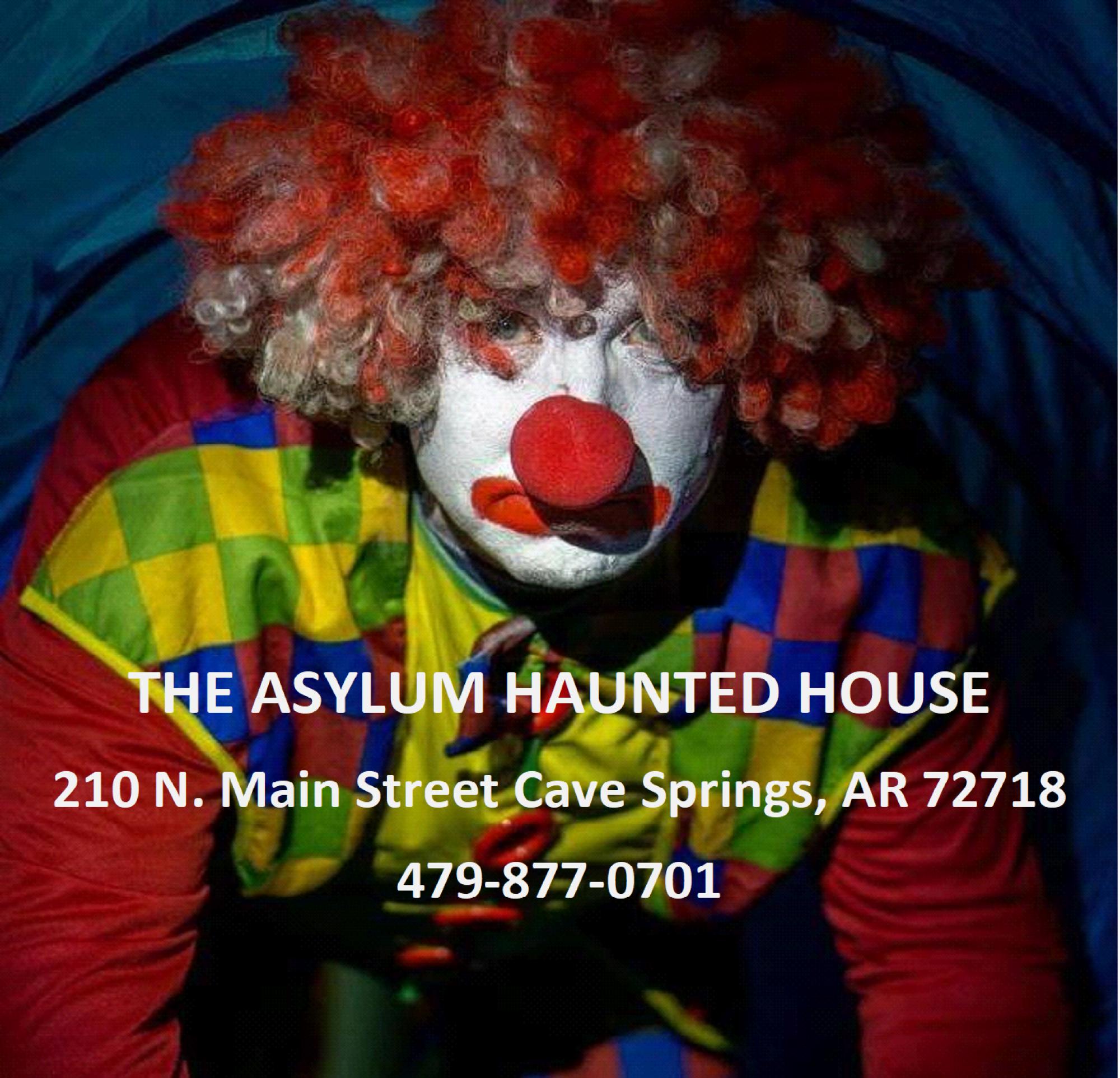 the asylum haunted house frightfind
