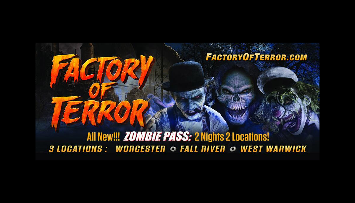 Factory of Terror at Fall River, MA - [6] FrightFind