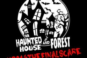 HURRICANE HAUNTED HOUSE AND FOREST
