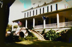 1790 House Bed and Breakfast Inn Haunted Hotel
