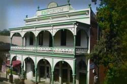 1859 Historic National Haunted Hotel