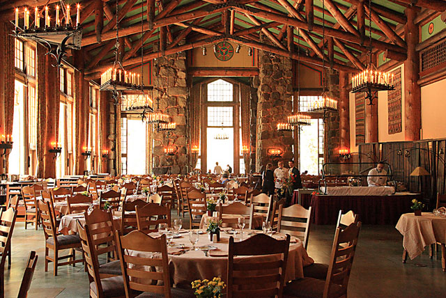 The Haunted Ahwahnee Hotel