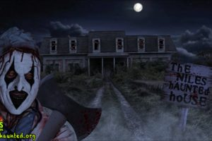 Niles Haunted House in Michigan