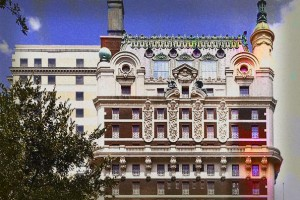 The Adolphus Haunted Hotel