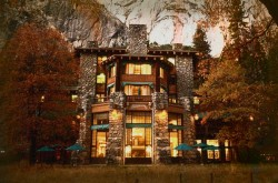Ahwahnee Haunted Hotel