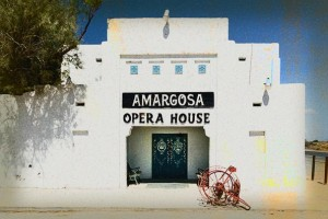 Amargosa Opera House Haunted Hotel
