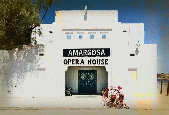 Amargosa Opera House And Hotel Frightfind