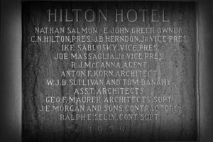 Haunted Hilton Hotel Andaluz in Albuquerque, New Mexico