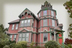 Ann Starrett Mansion Bed and Breakfast Haunted Hotel
