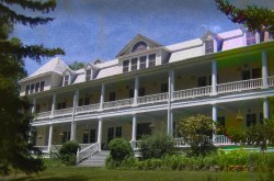 Balsam Mountain Inn Haunted Hotel