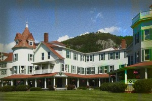 Balsams Grand Resort Hotel Haunted Hotel