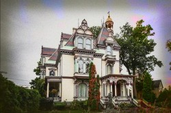 Batcheller Mansion Inn Haunted Hotel