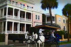 Battery Carriage House Inn Haunted Hotel