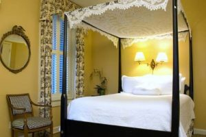 The Haunted Battery Carriage House Inn
