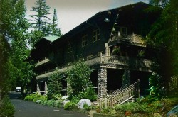 Belton Chalet Haunted Hotel