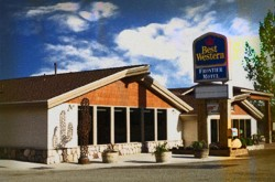 Best Western Frontier Haunted Motel