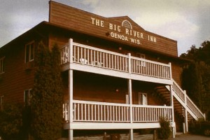 Big River Inn Haunted Hotel