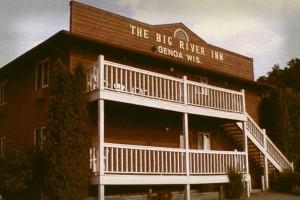 Big River Inn Haunted Hotel