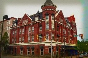 Blennerhassett Hotel Haunted Hotel