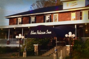 blBlue Pelican Inn Haunted Hotel
