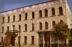 Boscobel Haunted Hotel