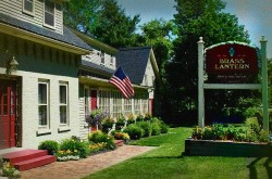 Brass Lantern Inn Haunted Hotel