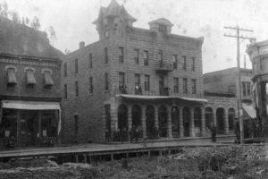 The Haunted Bullock Hotel