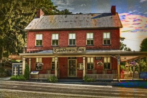 Cashtown Inn Haunted Hotel