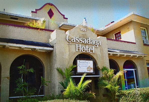 Cassadaga Hotel Halloween 2020 Cassadaga Hotel   [2020] FrightFind