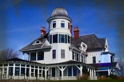 Castle Hill Inn Haunted Hotel