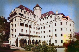 Chateau Marmont Haunted Hotel