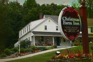 Christmas Farm Inn and Spa Haunted Hotel