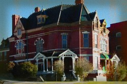 Copper King Mansion Haunted Hotel