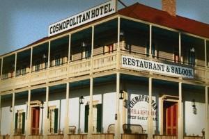 Cosmopolitan Haunted Hotel