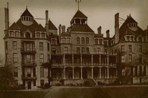 Basin Park Hotel - The 1886 Crescent Haunted Hotel & Spa