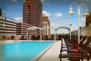Crowne Plaza - Wyndham San Antonio Riverwalk Haunted Hotel