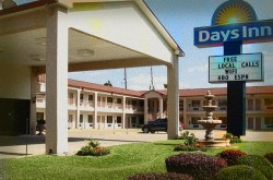 Days Inn Hotel Haunted Hotel