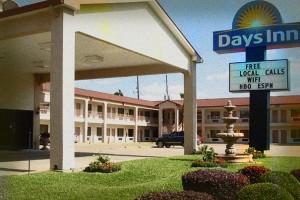 Days Inn Hotel Haunted Hotel