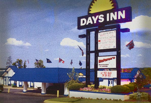 Days Inn Meadville Haunted Hotel