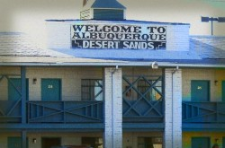 Desert Sands Motel Haunted Hotel