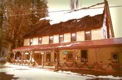 Dorrington Haunted Hotel