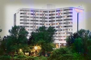 DoubleTree Spokane City Center Haunted Hotel