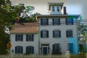 Dr. Jonathan Pitney House Haunted Hotel