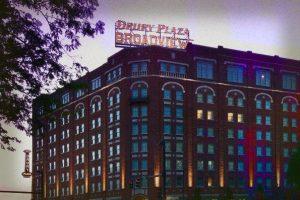 Drury Plaza Haunted Hotel