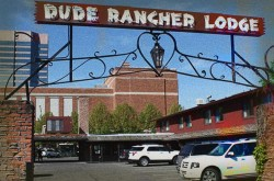Dude Rancher Lodge Haunted Hotel