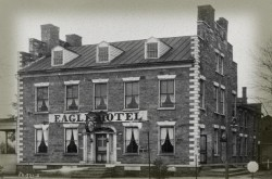 Eagle Hotel Haunted Hotel
