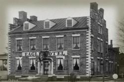 Eagle Hotel Haunted Hotel