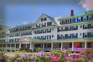 Eagle Mountain House and Golf Club Haunted Hotel