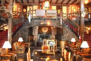 Haunted El Rancho Hotel
