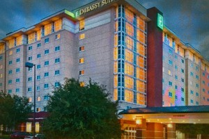 Embassy Suites Haunted Hotel